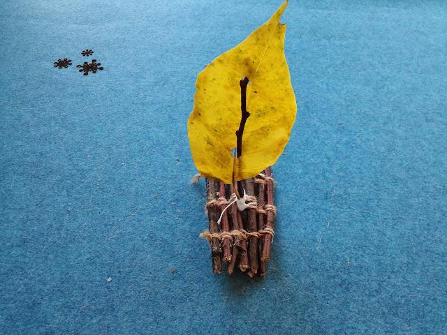 나뭇잎 배
