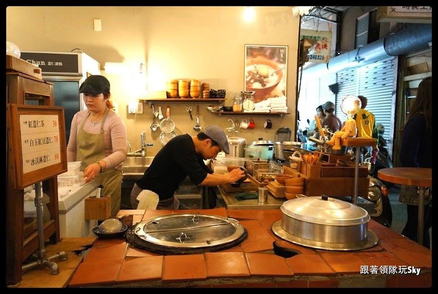 台南美食推薦-國華市場大菜市巷弄內甜點【Chun純薏仁】