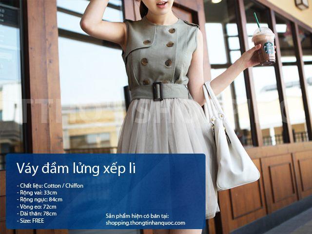 Váy xinh dạo phố - Làm đẹp bằng thời trang Hàn Quốc 223847_10151070874585878_614689801_n