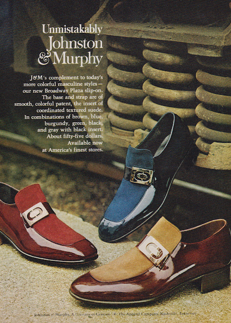 1973 Johnston and Murphy