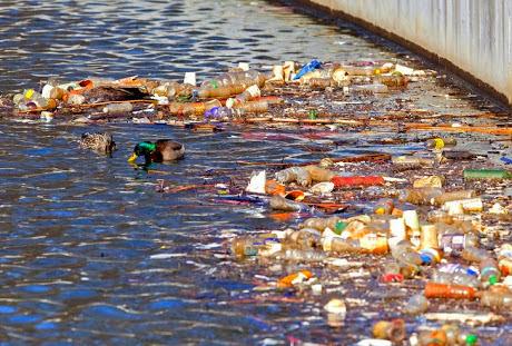 Así se produce la contaminación