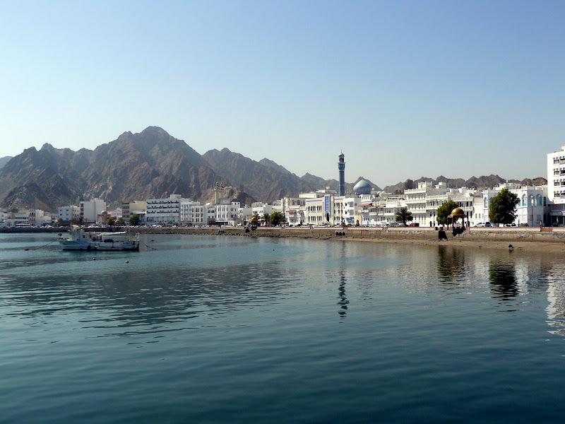 Corniche e Souq di Mutrah