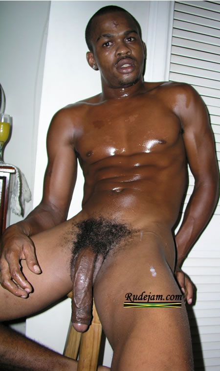 Black Jamaican Dick-8070