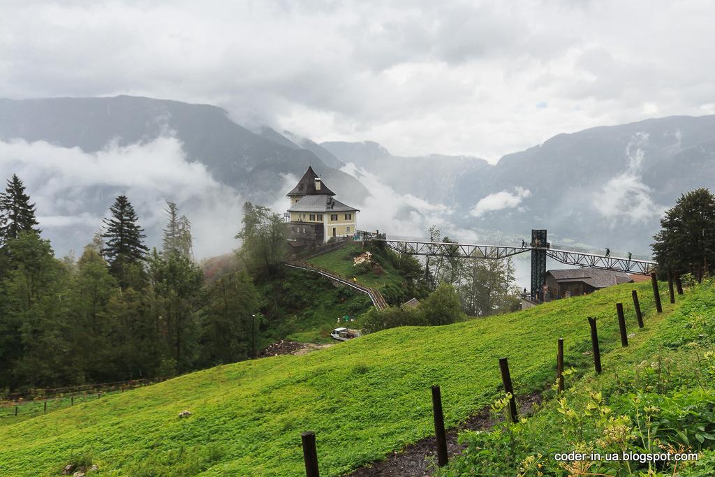 хальштатт.австрия