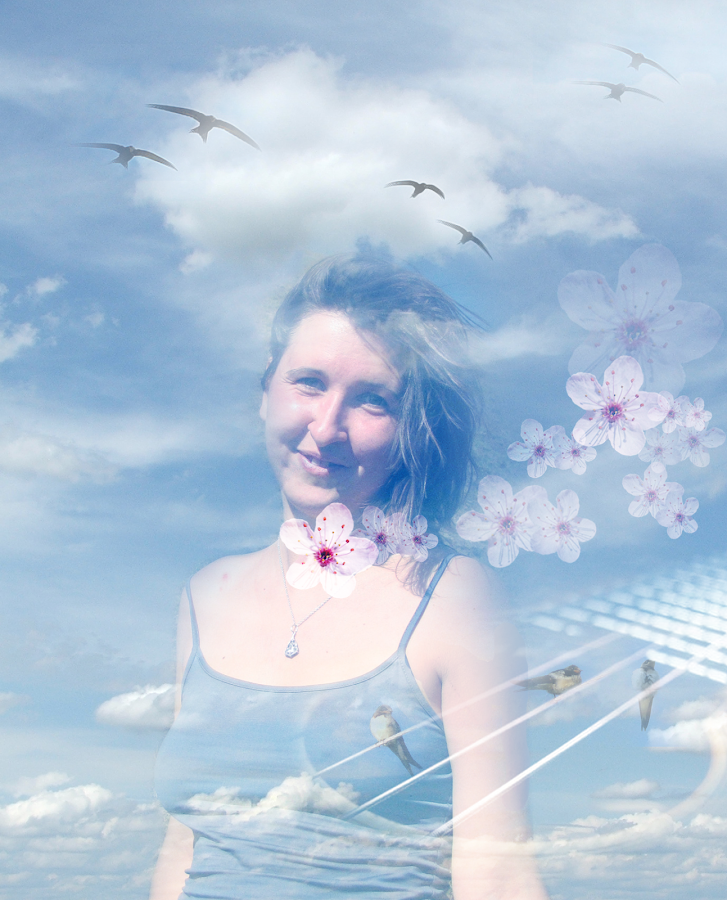 Весна танцует с ветрами