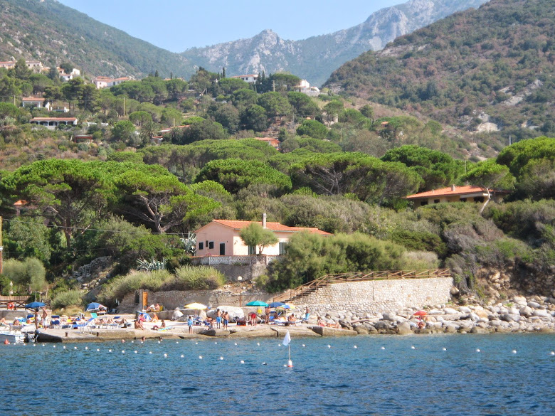 Patresi on western Elba