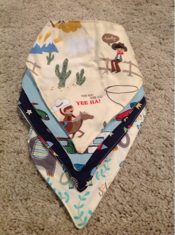 Baby Bibs, Burp Pads, and Diapers - Embroider This