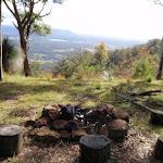 campsite at edge of ridge (61340)