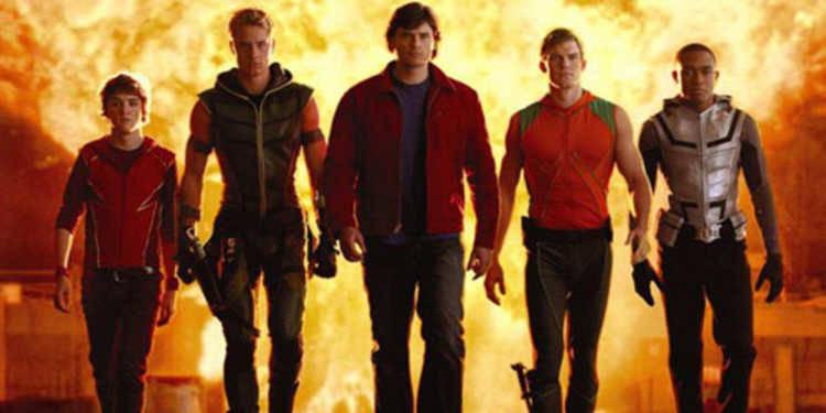 Smallville ocupa la posición número 1 de nuestro top ten de las series de superhéroes