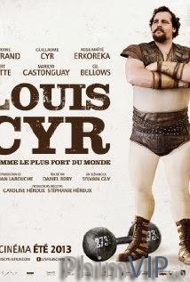 Louis Cyr - Louis Cyr poster