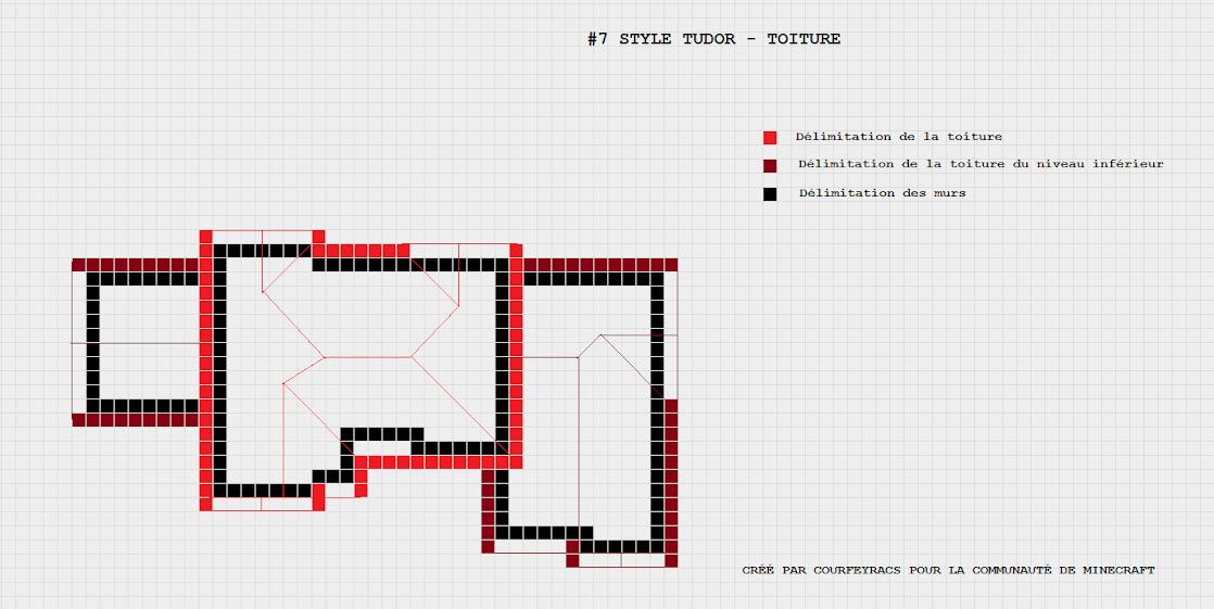 Galerie Plans De Maisons Pour Minecraft Edit