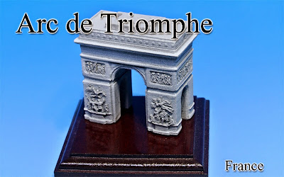 Arc de Triomphe -France-