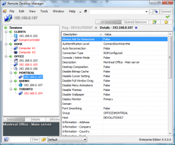 Sely Gallery: Download Remote Desktop Manager 6 0 0 0