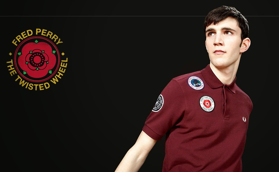 "Fred Perry Authentic & Twisted Wheel, la vuelta del estilo ""mod"" de los 60"