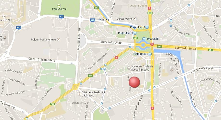 Vector24.ro - Str. Ienăchiță Văcărescu nr.60, Etaj 1, Biroul 18, Sector 4, București 040157