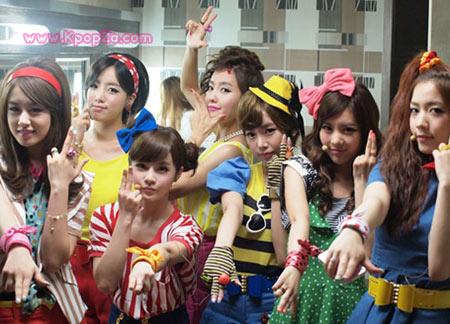 T-ara ปล่อยมิวสิควีดีโอ 'Roly-Poly' ตอน 3 ออกมาแล้ว