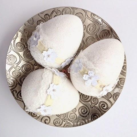 brokatowe jajko