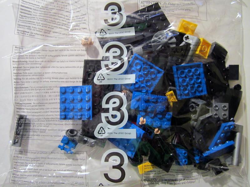 76001 The Bat vs Bane: Tumbler Chase Bag%25203