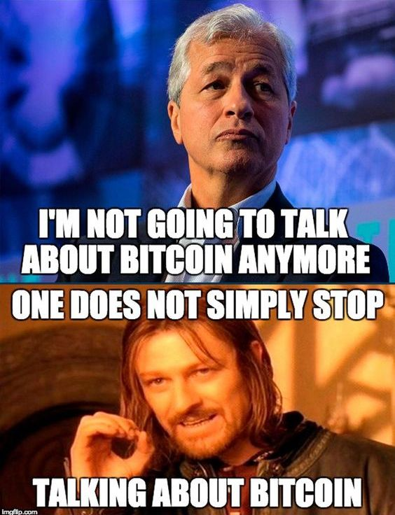 Bitcoin and crypto meme #7.