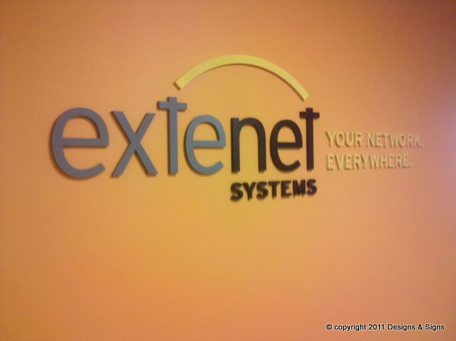 Dimensional Letters - Extenet Systems