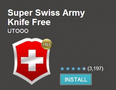 swiss army android app