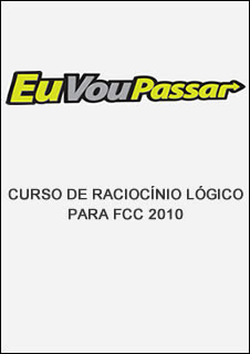 raciocinio logico fcc 2010 Download   Curso de Raciocínio Lógico para FCC 2010