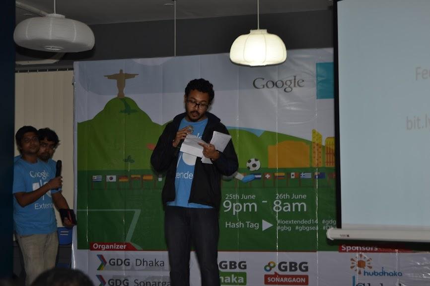 Google I/O Dhaka