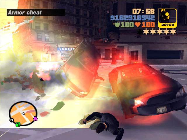 GTA 3(III) PC Hileleri