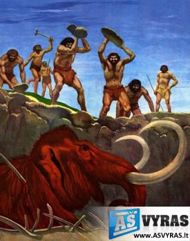 Mamuto medžioklė