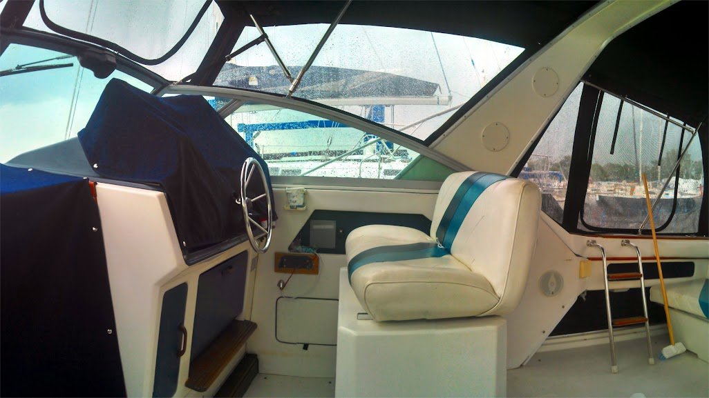 Sea Ray 340 Express