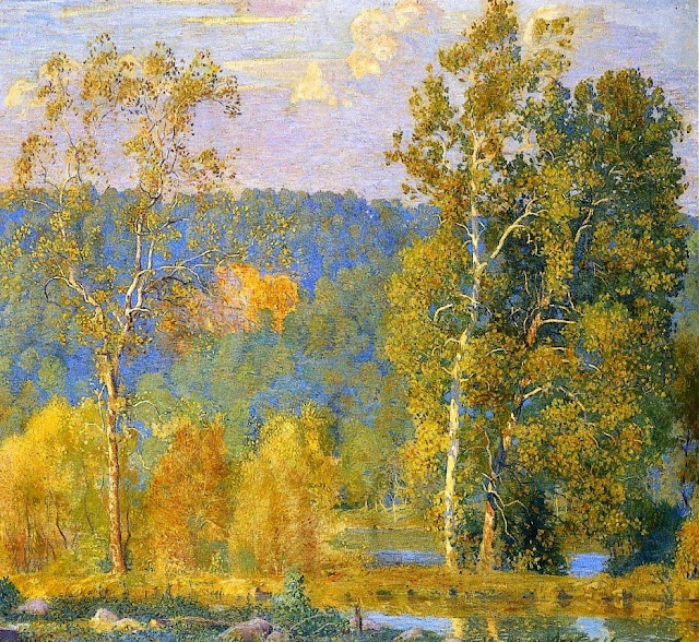 Daniel Garber - Later Afternoon - September