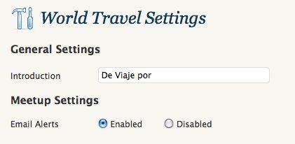 Wp World Travel