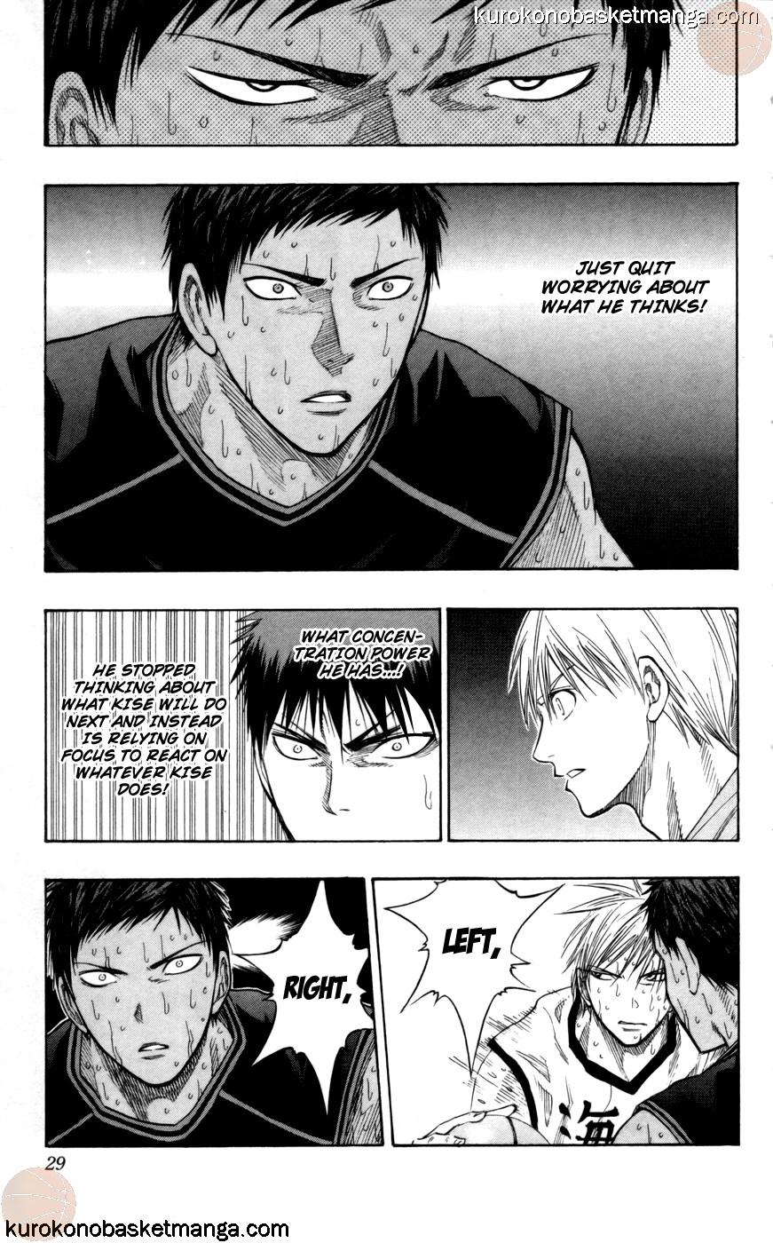 Kuroko no Basket Manga Chapter 72 - Image 03