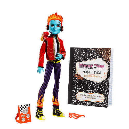 Holt Hyde - Monster High