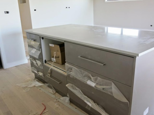 stone benchtop kitchen