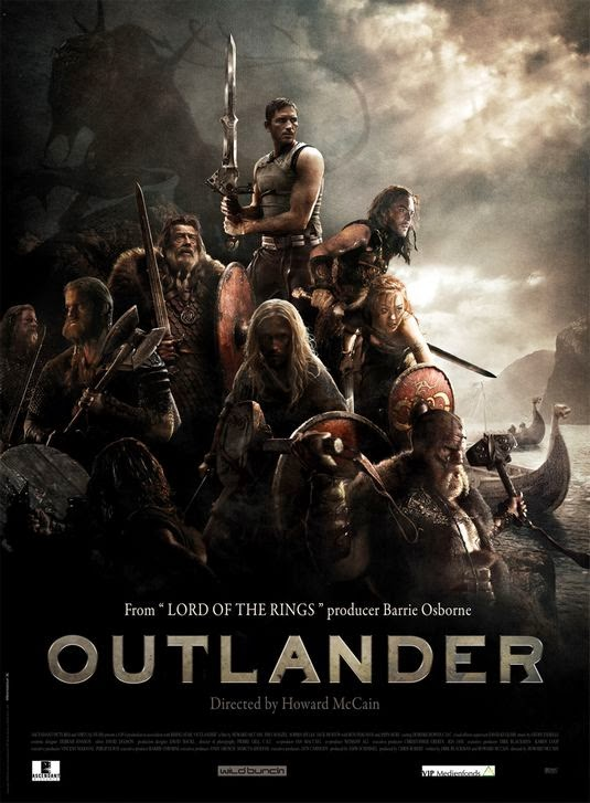 Poster Of Outlander (2008) Full Movie Hindi Dubbed Free Download Watch Online At Alldownloads4u.Com