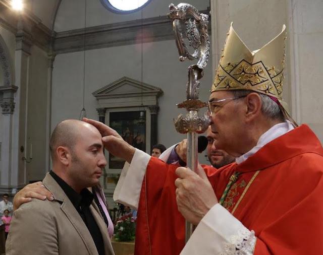 Cresima: fonte: diocesi di Treviso