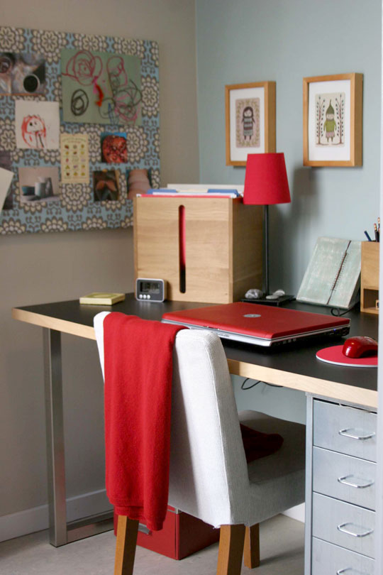 An Inspired Workspace