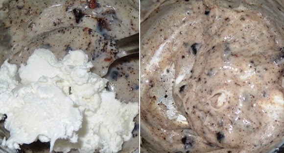 Oreo Mousse Recipe | Easy Eggless Oreo Mousse | Chocolate Mousse | Recipe written by Kavitha Ramaswamy of Foodomania.com