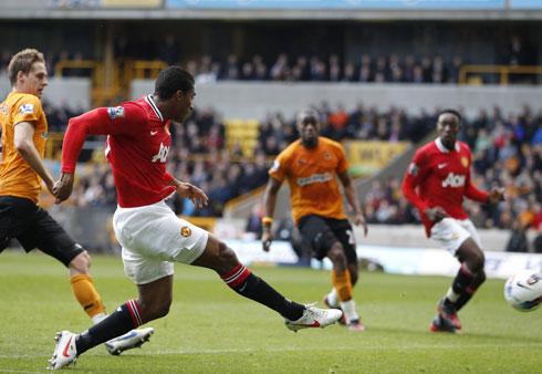 Antonio Valencia, Wolves - Manchester United