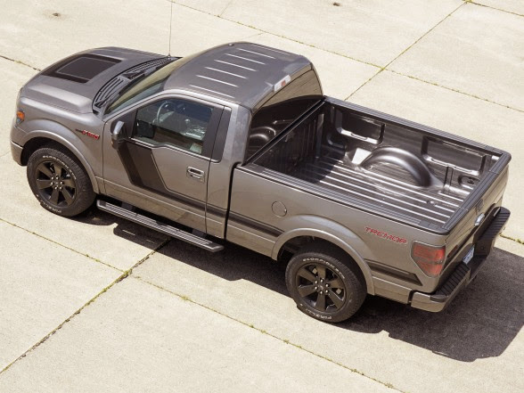 2014 Ford F-150 Tremor - Rear Side Top