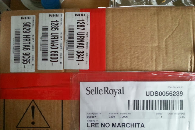 LRE NO MARCHITA - Selle Royal