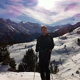 Schneeschuwanderung Stallwies-Zirmbichl 29.11.13