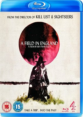 Filme Poster A Field in England BDRip XviD & RMVB Legendado