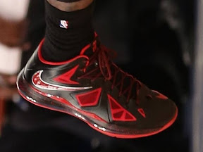 timeline 121102 shoe lebron10 bred 2012 13 Timeline