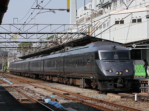 JR九州 787系「リレーつばめ」 熊本駅にて