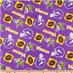 Minnesota Vikings Cloth Diaper