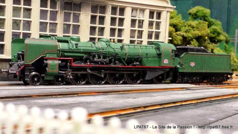Mes locomotives à vapeur... - Série limitée Club Jouef - 20141231_111806_1
