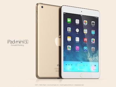 iPad mini s Concept Image Martin Hajek