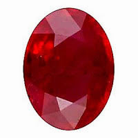 Batu Permata Ruby / Rubby